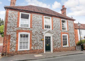 Thumbnail 2 bed cottage for sale in Bank Street, Bishops Waltham, Hampshire