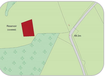Thumbnail Land for sale in Off Park Lane, Great Alne
