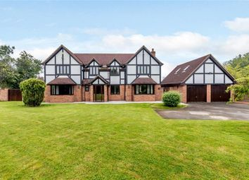 Thumbnail 4 bed detached house for sale in Cobhall Common, Hereford