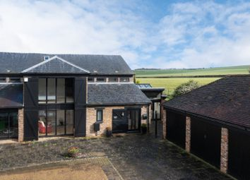 Thumbnail 5 bed barn conversion for sale in Starkey Castle Farm, Wouldham Road, Rochester, Kent