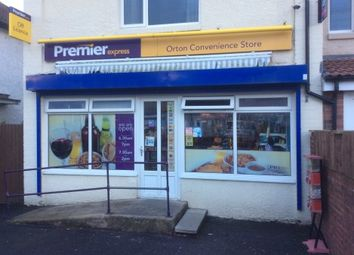 Thumbnail Retail premises for sale in Orton Road, Carlisle