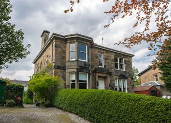 Thumbnail 5 bed flat for sale in 30A, Hunterhill Road, Paisley