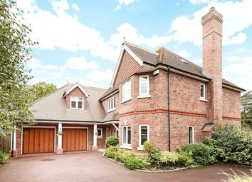 Thumbnail 7 bedroom detached house for sale in Finchampstead, Wokingham
