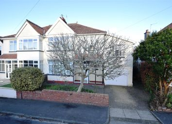 Thumbnail 5 bed semi-detached house for sale in Lawrence Grove, Westbury-On-Trym, Bristol