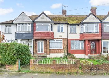 Thumbnail 3 bed terraced house for sale in Bourne Road, Gravesend, Kent