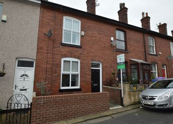 Thumbnail 2 bed terraced house for sale in Federation Street, Prestwich, Manchester
