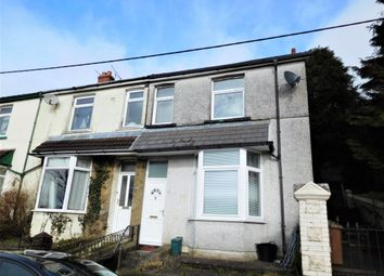 Thumbnail 3 bed end terrace house for sale in Bryncoed Terrace, Abertridwr, Caerphilly