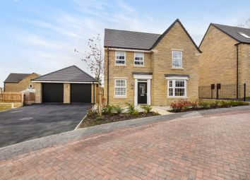 Thumbnail 4 bed detached house to rent in Church Drive, Hoylandswaine, Sheffield