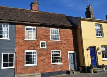 Thumbnail 2 bed terraced house to rent in High Street, Lavenham, Sudbury