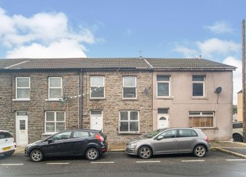 Thumbnail 3 bed terraced house for sale in North Road, Porth