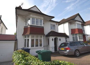 Thumbnail 4 bed detached house to rent in Elliot Road, London