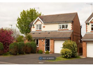 Thumbnail 3 bedroom detached house to rent in Langton Drive, Cramlington