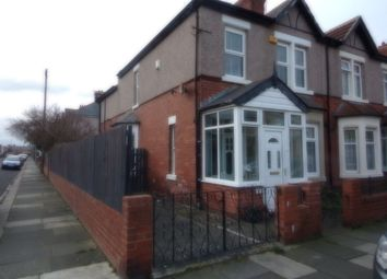 Thumbnail Semi-detached house for sale in Plessey Avenue, Blyth