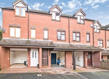 Thumbnail 2 bed town house for sale in Glebe Court, Highley, Bridgnorth