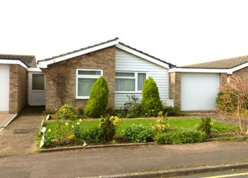 Thumbnail 2 bed bungalow for sale in Chagford Close, Devon Park, Bedford