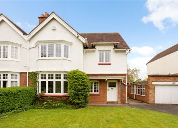 Thumbnail 5 bedroom semi-detached house for sale in Maidenhead Road, Stratford-Upon-Avon