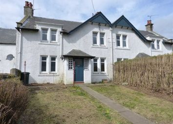 Thumbnail 3 bedroom terraced house for sale in Croft Terrace, Errol, Perthshire