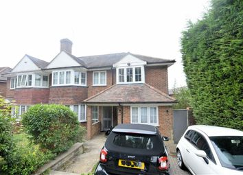 Thumbnail 4 bed semi-detached house for sale in Hillcrest Way, Epping