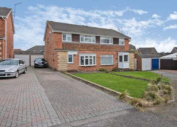 3 bed semi-detached house for sale in Lensyd Gardens, Waterlooville PO8