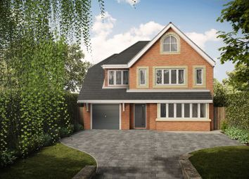 Thumbnail 5 bed detached house for sale in Standish Gallery, The Galleries, Wigan