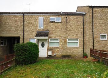 Thumbnail 4 bed terraced house for sale in Kensington Walk, Corby