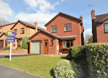 Thumbnail 3 bed detached house for sale in Neufchatel Close, Whitchurch