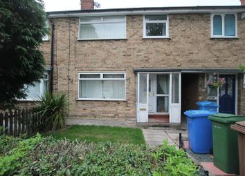 Thumbnail 3 bed terraced house to rent in Saffrondale, Anlaby, Hull