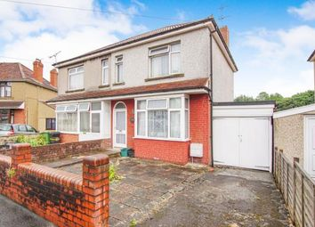 Thumbnail 3 bed semi-detached house for sale in Stradbrook Avenue, Bristol, Somerset