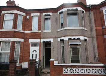Thumbnail 6 bed shared accommodation to rent in Humber Avenue, Coventry