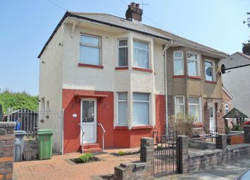 Thumbnail 2 bed semi-detached house for sale in Broad Street, Canton, Cardiff