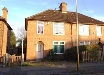 Thumbnail 3 bed semi-detached house for sale in Greenside Place, Leicester, Leicestershire, England