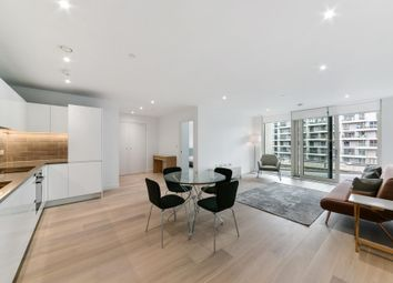 Thumbnail 1 bed flat for sale in John Cabot House, Royal Wharf, London