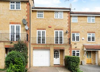 Thumbnail 4 bed town house to rent in Worcester Drive, Chiswick
