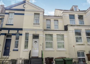 Thumbnail 8 bed terraced house for sale in Mount Gould Road, Plymouth