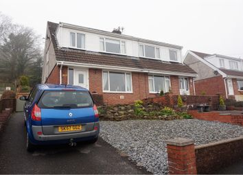 Thumbnail 3 bed semi-detached house for sale in Llwynifan, Llanelli