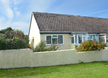 Thumbnail 1 bed semi-detached bungalow for sale in Gibbons Fields, Mullion, Helston