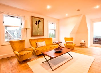 Thumbnail 2 bed flat for sale in Comrie Road, Crieff