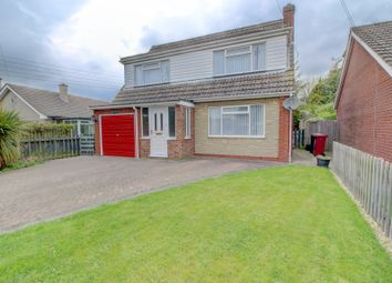 Thumbnail 3 bed detached house for sale in Church Side, Goxhill, Nr. Barrow-Upon-Humber