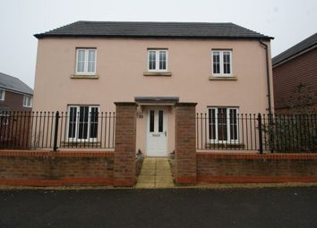 Thumbnail 4 bedroom detached house to rent in Rye Way, East Anton, Andover