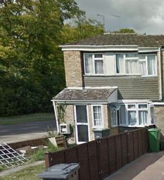Thumbnail 1 bed semi-detached house to rent in Strawberry Field, Luton