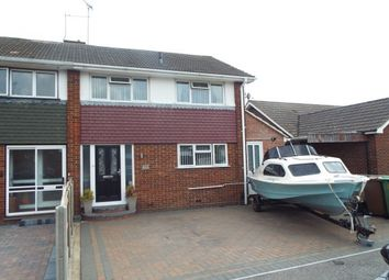 Thumbnail 4 bed property to rent in Gadby Road, Sittingbourne