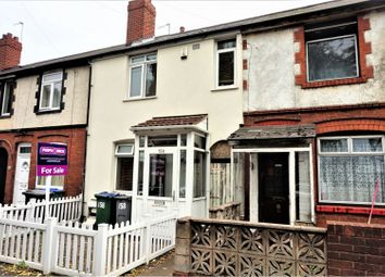 Thumbnail 3 bedroom terraced house for sale in Phoenix Street, West Bromwich