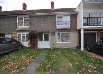 Thumbnail 2 bed terraced house for sale in Long Riding, Basildon, Essex