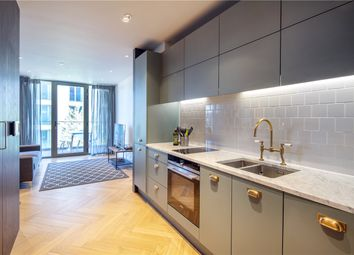Thumbnail 1 bed flat to rent in Beckford Building, Heritage Lane, West Hampstead