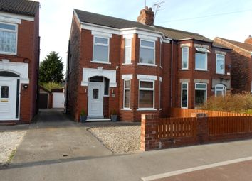 Thumbnail 3 bed semi-detached house to rent in James Reckitt Avenue, Hull