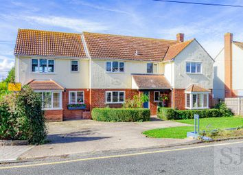 Thumbnail 5 bed detached house for sale in Waterside Road, Bradwell-On-Sea, Southminster
