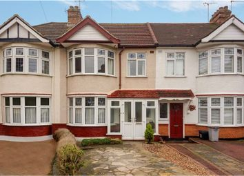 Thumbnail 3 bed terraced house for sale in Parkway, Woodford Green
