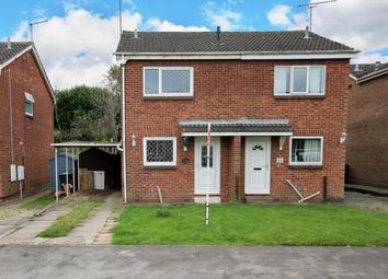 Thumbnail 2 bedroom semi-detached house for sale in Yarwell Drive, Maltby, Rotherham, South Yorkshire