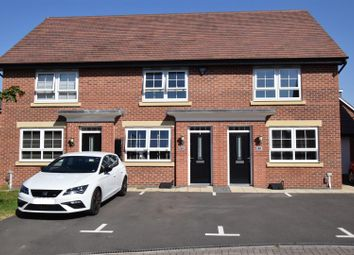 Thumbnail 2 bed terraced house for sale in Elvaston Drive, Littleover, Derby