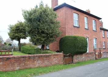 Thumbnail 2 bed semi-detached house to rent in Poplar Road, Clehonger, Hereford